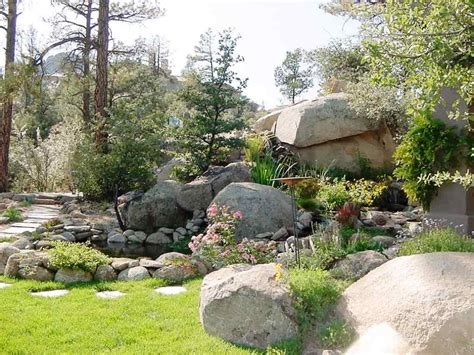 using boulders in landscaping landscape boulders nsw 100 landscape boulders tucson az az rock express az rock ex boulders in