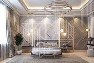 Luxury, Modern, Bedroom, Design