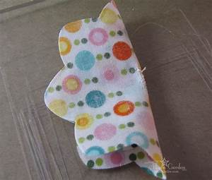 Sew Can Do: How To Make Die Cut Fabric Flowers