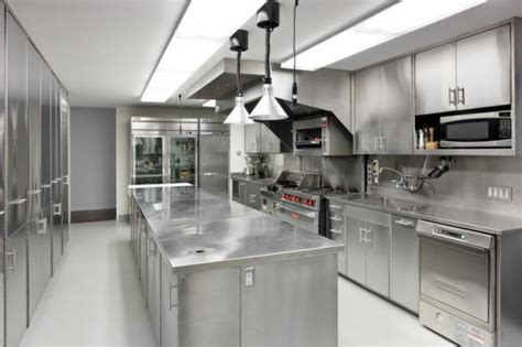 Island Trolley Kitchen - confira as normas que envolvem uma cozinha industrial