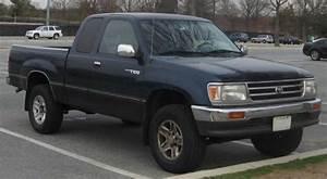 1993 Toyota T100 - Vin  Jt4vd20a4p0008594