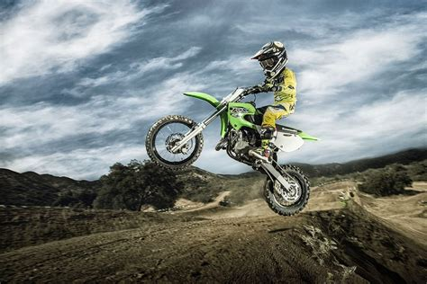 New 2016 Kawasaki Kx65 Motorcycles In Bakersfield, Ca