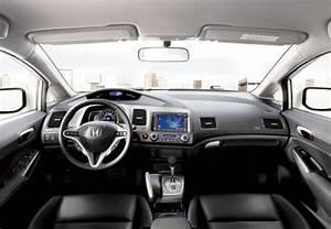 Fiche Technique Honda Civic : fiche technique honda civic hybrid hybrid 1 3 luxury pack ann e 2009 ~ Medecine-chirurgie-esthetiques.com Avis de Voitures