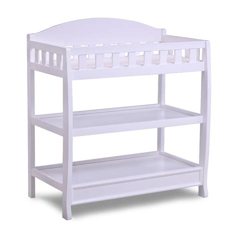 children s dresser changing table delta children white changing table with pad baby baby