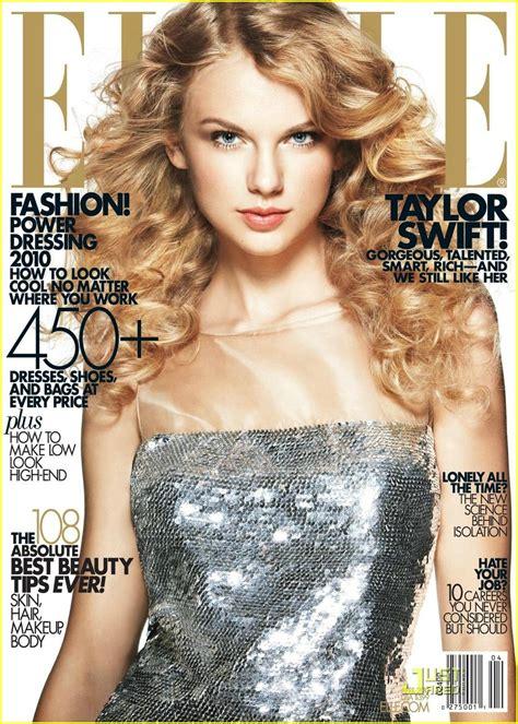Taylor Swift For Elle Us April 2010  Art8amby's Blog