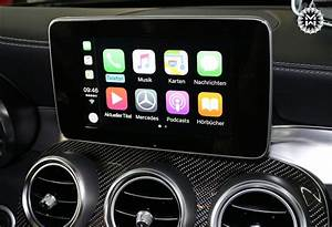 Mercedes Audio 20 Carplay Nachrüsten  mercedes audio 20 comand ntg5