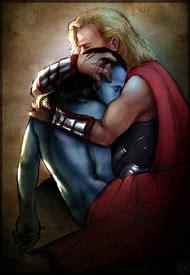 Loki Jotun X Thor