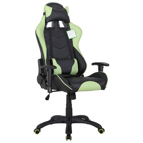 Staples Gaming Chair by Lemans Gaming Chair Green Staples 174