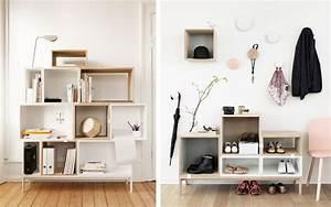 creer un meuble entree With comment meubler une entree 5 10 idees pour sublimer son entree cocon de decoration