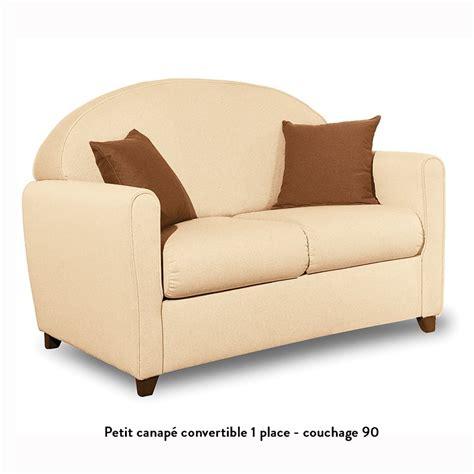 le canape petit canapé convertible courcelles meubles et atmosphère