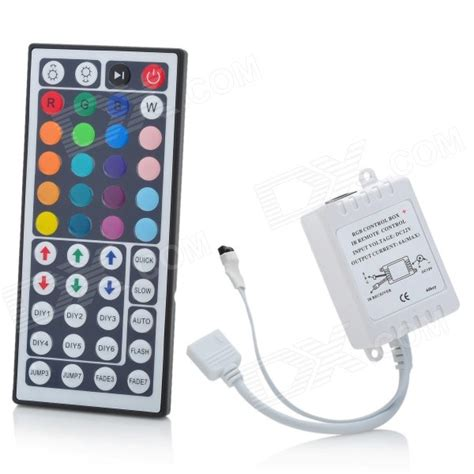 12v 44 ir remote controller for rgb led lights
