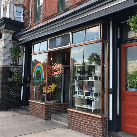 We'll be resuming cafe service beginning friday, may 15th at 7:00 a.m. Modcup Coffee: From Coffee Cart To Café In Jersey City - Hoboken Girl - TruckDailyNews.com