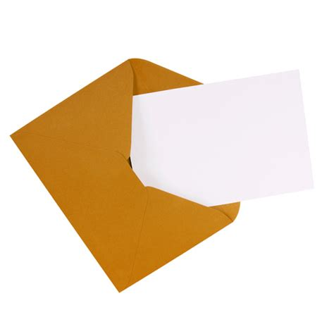 blank letter blank letter with its envelope photo free
