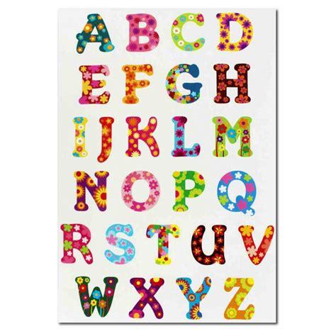 prix location bureau gommettes fantaisie lettres alphabet 2 planches autocollantes et repositionnables 52