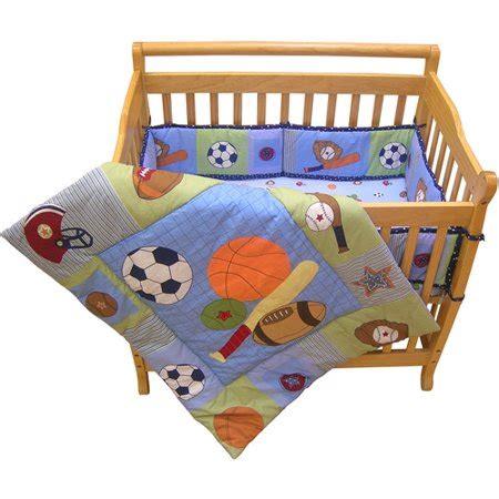 sports crib bedding bedtime originals sports mini crib bedding 3