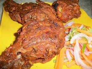 South Indian Chicken Fry - Yummy Tummy