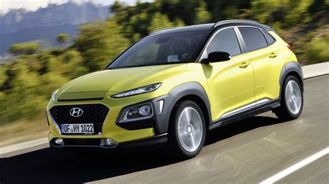 Hyundai Picture by 2018 Hyundai Kona Review Top Gear