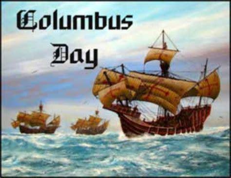 columbus day   printable calendar