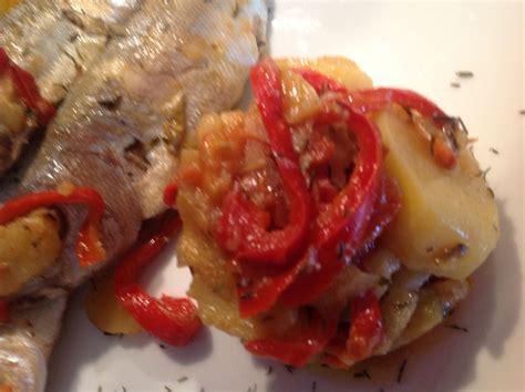 cuisiner les rougets rougets sur légumes à la provençal ève et ses mix