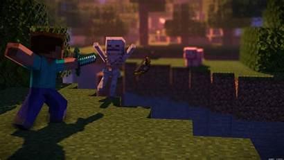 Minecraft 4k Classic Remake