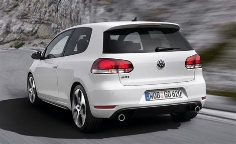 golf volkswagen 2010 car and driver