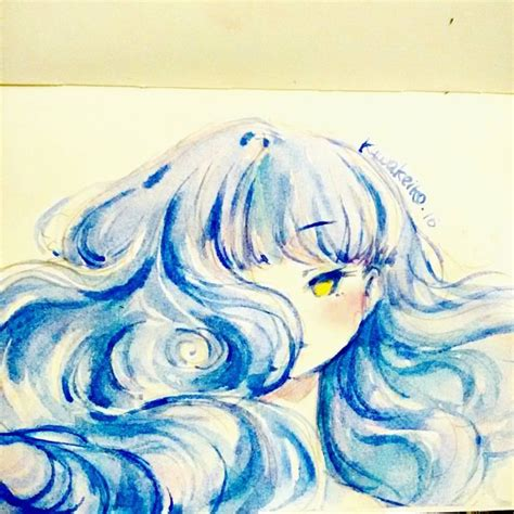 watercolor anime 17 best ideas about watercolor on