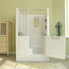 walk  tub shower combo walk  tubs  showers