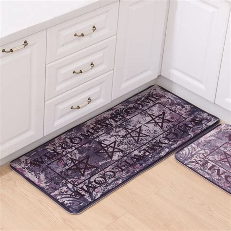 washable kitchen floor mats new retro rugs kitchen washable welcome floor mat doormat 7008
