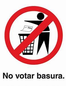 no votar basura Flickr Photo Sharing!