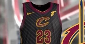 Leaked NBA 2K18 Image Showcases New Cavs Alternate Jersey
