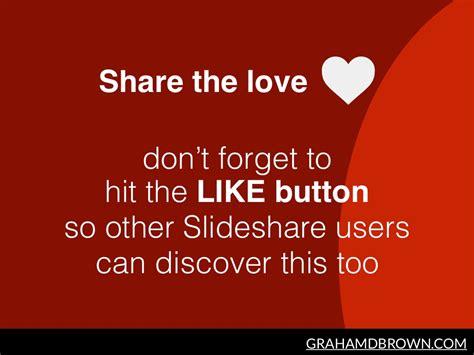 grahamdbrowncom share  love dont