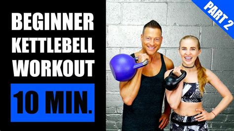 kettlebell workout beginner fat minute beginners burning