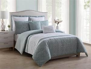 Morgan, Home, Ezra, Quilted, U0026, Embroidered, 7
