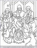 Jesus Coloring Birth Nativity Catholic Printable Sheets Scene Reason Heart Abetterhowellnj sketch template