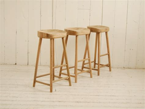 rustic oak bar stool eastburn country furniture