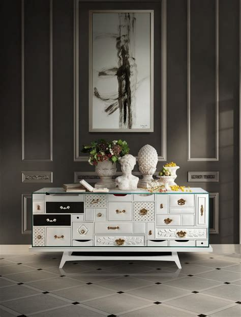 luxury design news stylish dining room buffet ideas news and events by maison valentina - Dining Room Buffet Ideas