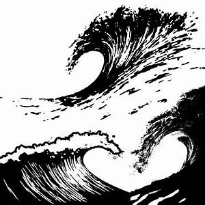 Waves 01- Vector Stock Art from TheVectorLab on Behance