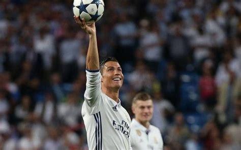 Cristiano Ronaldo wins fifth Ballon d'Or, equals Lionel ...