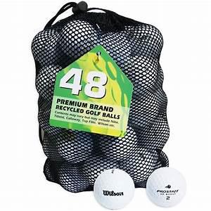 Balles De Golf Occasion : 48 balles de golf occasion wilson pro staff le meilleur ~ Carolinahurricanesstore.com Idées de Décoration