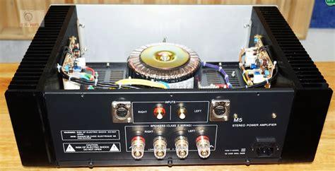 Pass Am-s 30w+30w Class A Audio Power Amplifier Hifi Amp