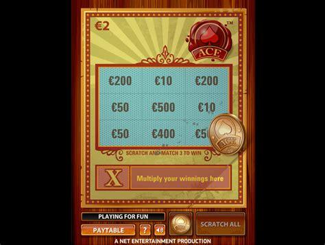 play ace  netent    casino hex