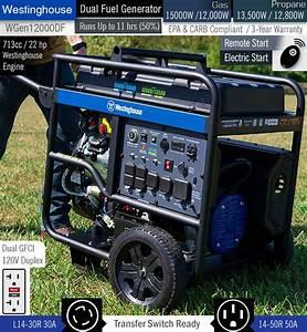 2020 Reviews  U2014 Best 12000 Watt Generators  U2014 Heavy