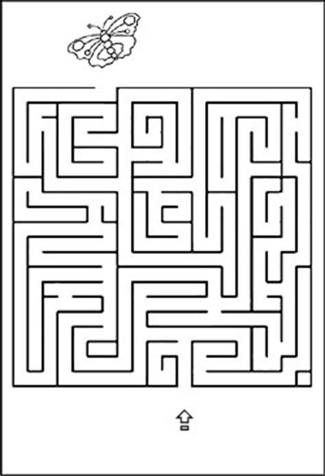 labyrinth bilder fuer kinder kinderraetsel