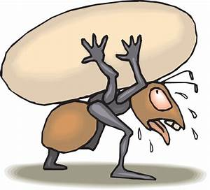 Ant Carrying Egg Clip Art at Clker.com - vector clip art ...