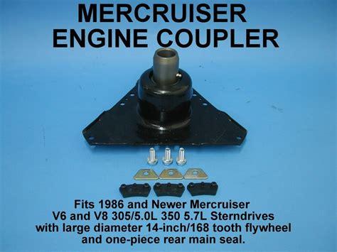 mercruiser engine coupler           ebay