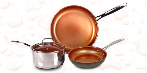 nonstick pans stick non cookware frying sets