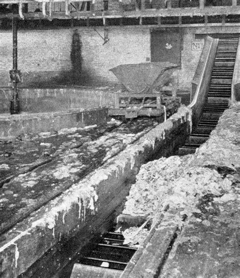 glue factory railroad making factories minutiae process messy