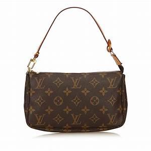 Louis Vuitton Handtasche : louis vuitton monogram pochette accessoires handtasche ~ Watch28wear.com Haus und Dekorationen