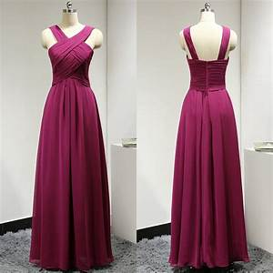 Halter A-line Bridesmaid Dress with Ruching Detail, V-neck ...