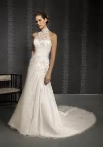 high neck wedding dresses high neck lace wedding dress